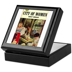 City of Women Keepsake Box