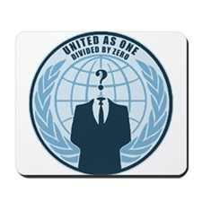 Anonymous Hackers Mousepad