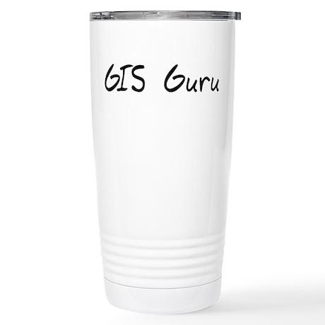 GIS Guru Stainless Steel Travel Mug