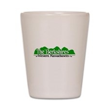 The Berkshires Shot Glass