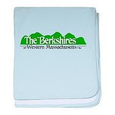 The Berkshires baby blanket