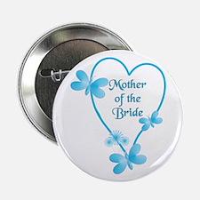 "Cute Mother bride 2.25"" Button"