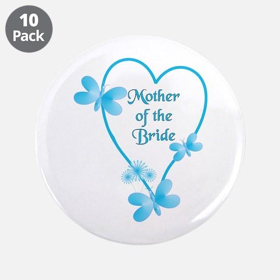 """Unique The bride 3.5"""" Button (10 pack)"""