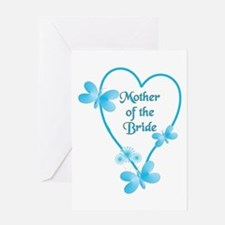 Cute Mother of the bride Greeting Card