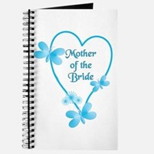 Cute Personalized mother of the bride Journal