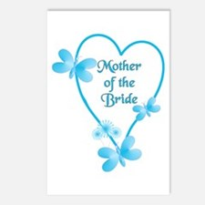 Cute Mother of the bride Postcards (Package of 8)