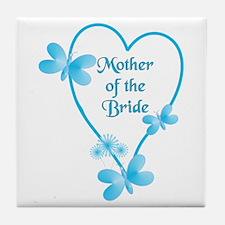 Funny Wedding favors Tile Coaster