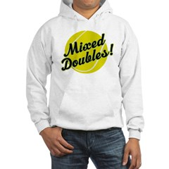 Tennis Mixed Doubles Hoodie