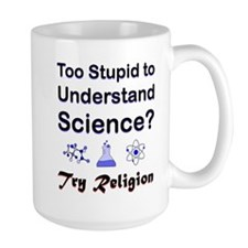 Too Stupid Mug