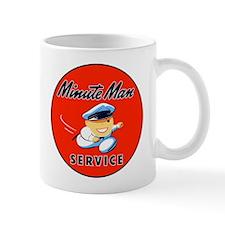 Minute Man Service Mug