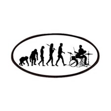 Drummers Drum Set Patches