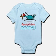 Veggie Tofu Infant Bodysuit