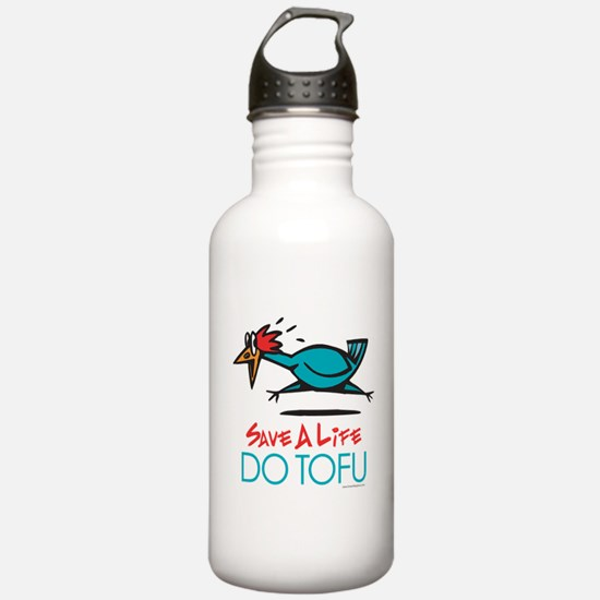 Veggie Tofu Water Bottle