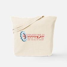 Bachmann-Palin Overdrive Tote Bag