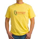 Bachmann-Palin Overdrive Yellow T-Shirt