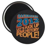 "Fuck Up History 2.25"" Magnet (10 pack)"