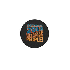 Fuck Up History Mini Button (10 pack)