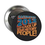 "Fuck Up History 2.25"" Button (100 pack)"