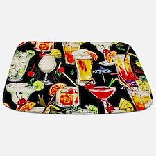 Cocktail Hour in the Tropics Bathmat