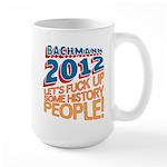 Fuck Up History Large Mug