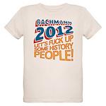 Fuck Up History Organic Kids T-Shirt