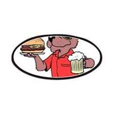 Beer & Burgers Patches