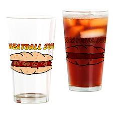 Meatball Sub Drinking Glass