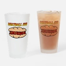 Meatball Sub Drinking Glass