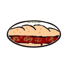 Meatball Sub Patches