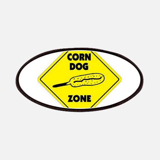 Corn Dog Zone Patches