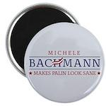 "Bachmann Sanity 2.25"" Magnet (10 pack)"