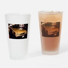 1977 Ford Pinto Drinking Glass