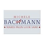Bachmann Sanity Mini Poster Print