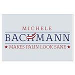 Bachmann Sanity Large Poster