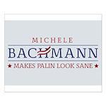 Bachmann Sanity Small Poster