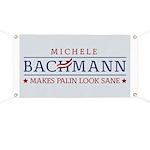 Bachmann Sanity Banner
