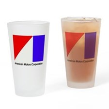 Named AMC Logo Drinking Glass