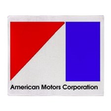 Named AMC Logo Throw Blanket