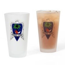 Cute Military airborne Drinking Glass