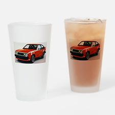 AMC AMX Drinking Glass