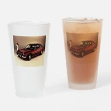 AMC Pacer Drinking Glass