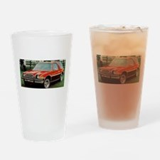 AMC Pacer Wagon Drinking Glass