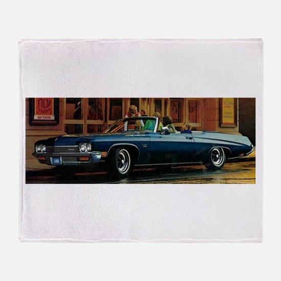 LeSabre Throw Blanket