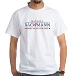 Bachmann Sanity White T-Shirt