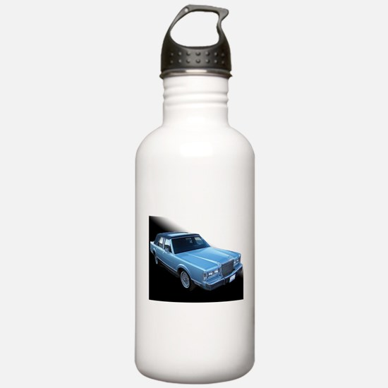 Lincoln TownCar Water Bottle