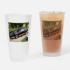 85 Trans Am Drinking Glass