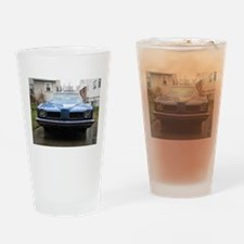 LeMans Front Drinking Glass