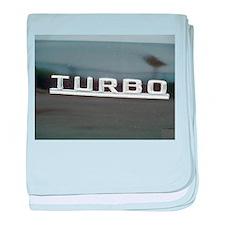 Turbo baby blanket