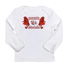 Manchester Untouchables Long Sleeve Infant T-Shirt