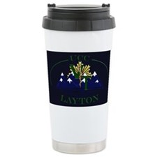 UCC Layton Vet Tech Travel Coffee Mug